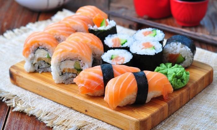 Sushi – Nhật Bản