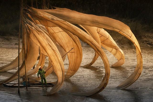 """Miền sông nước Đồng Tháp """"đẹp lạ"""" tại giải ảnh quốc tế - ảnh 24"""