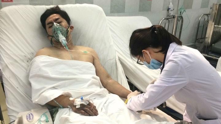 Vụ cháy Carina: Tình người sau những ca cấp cứu - ảnh 2