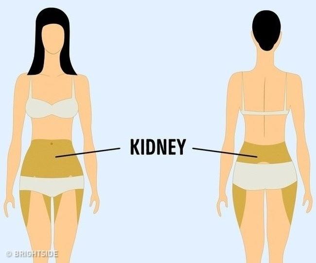9 vị trí đau trên cơ thể là dấu hiệu của bệnh nguy hiểm - ảnh 7