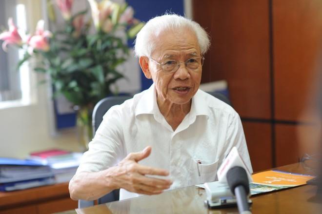 GS Hồ Ngọc Đại nói về cách đánh vần tiếng Việt kiểu lạ - ảnh 1