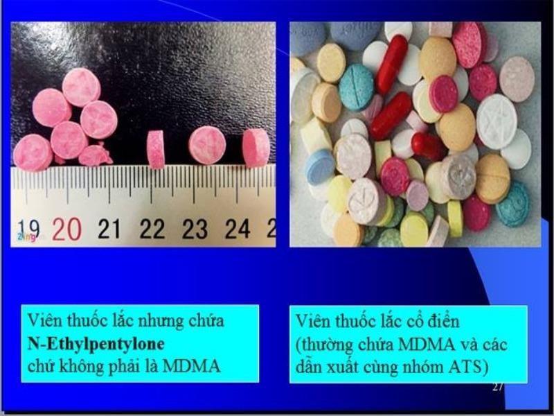 Chuyện về thuốc lắc 'đời cũ' và thuốc lắc hiện đại - ảnh 1