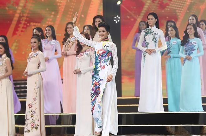 Chặng đường H'Hen Niê đến với chung kết Miss Universe 2018 - ảnh 4