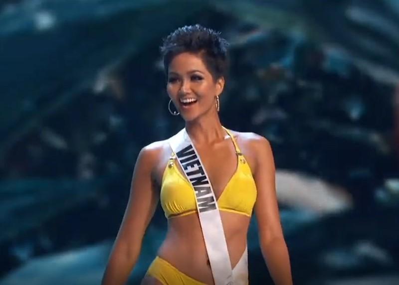 Chặng đường H'Hen Niê đến với chung kết Miss Universe 2018 - ảnh 12