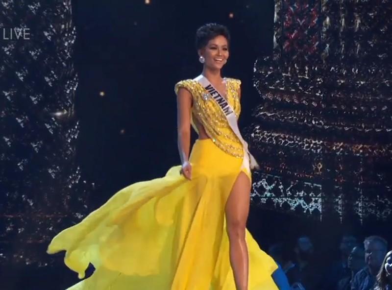 Chặng đường H'Hen Niê đến với chung kết Miss Universe 2018 - ảnh 13