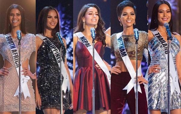 Chặng đường H'Hen Niê đến với chung kết Miss Universe 2018 - ảnh 17