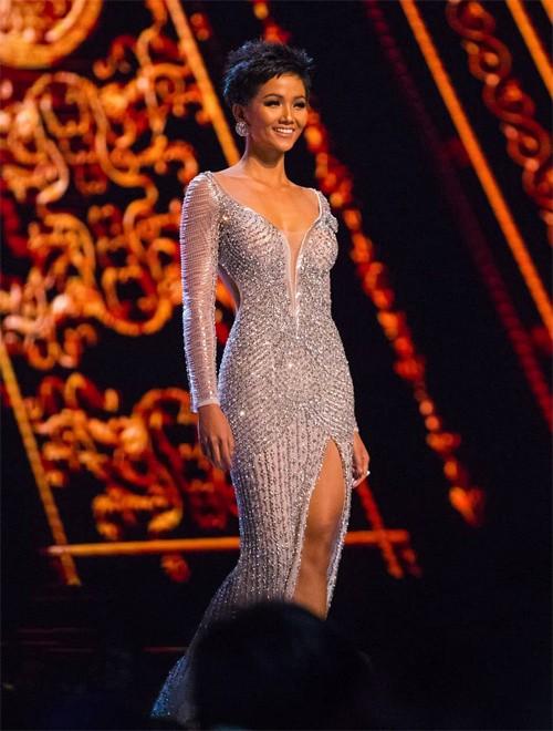 Chặng đường H'Hen Niê đến với chung kết Miss Universe 2018 - ảnh 19