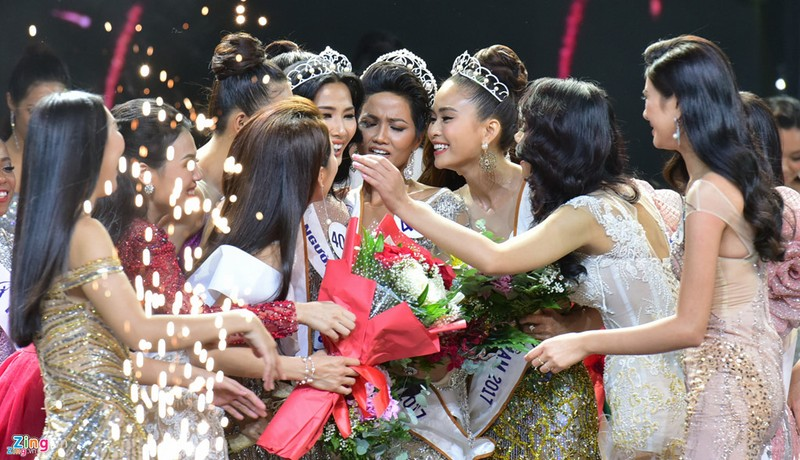 Chặng đường H'Hen Niê đến với chung kết Miss Universe 2018 - ảnh 6