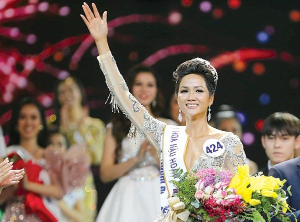Chặng đường H'Hen Niê đến với chung kết Miss Universe 2018 - ảnh 7