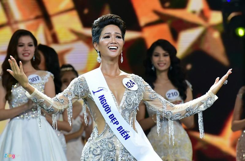 Chặng đường H'Hen Niê đến với chung kết Miss Universe 2018 - ảnh 8