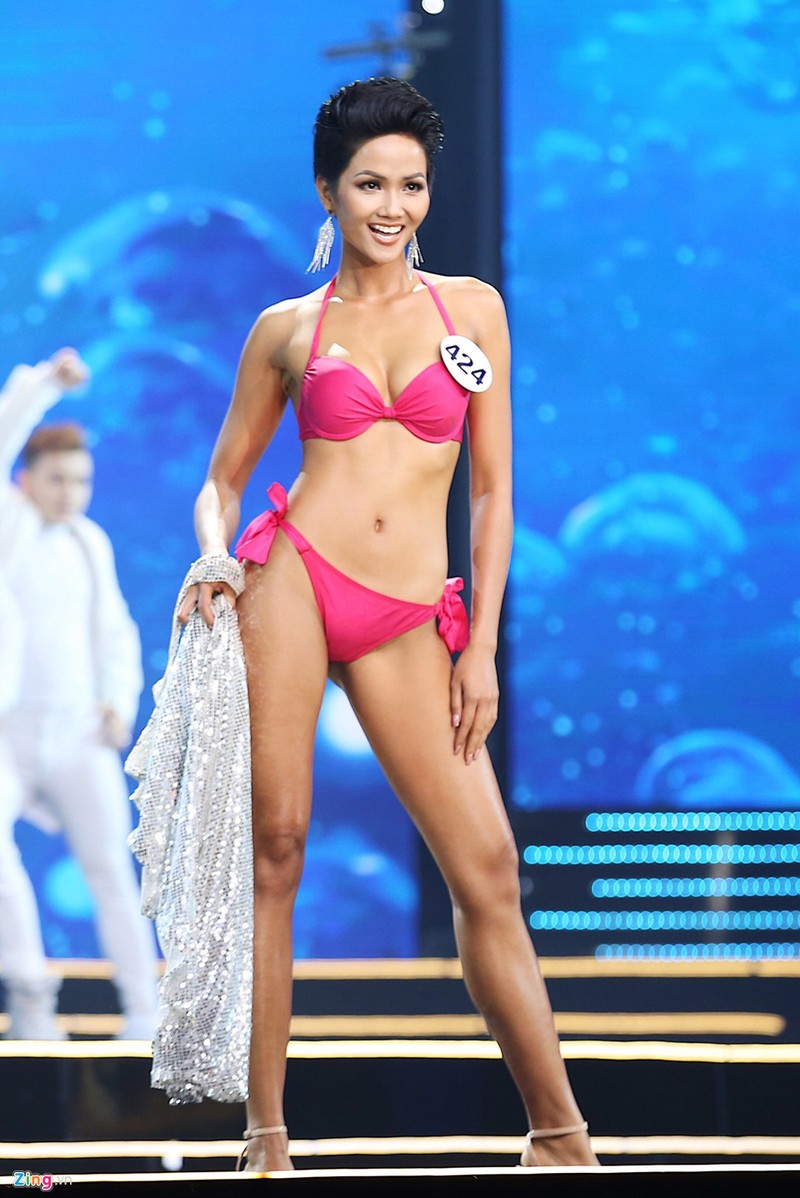 Chặng đường H'Hen Niê đến với chung kết Miss Universe 2018 - ảnh 1
