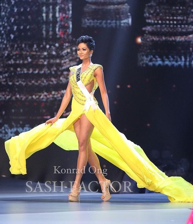 Chặng đường H'Hen Niê đến với chung kết Miss Universe 2018 - ảnh 14