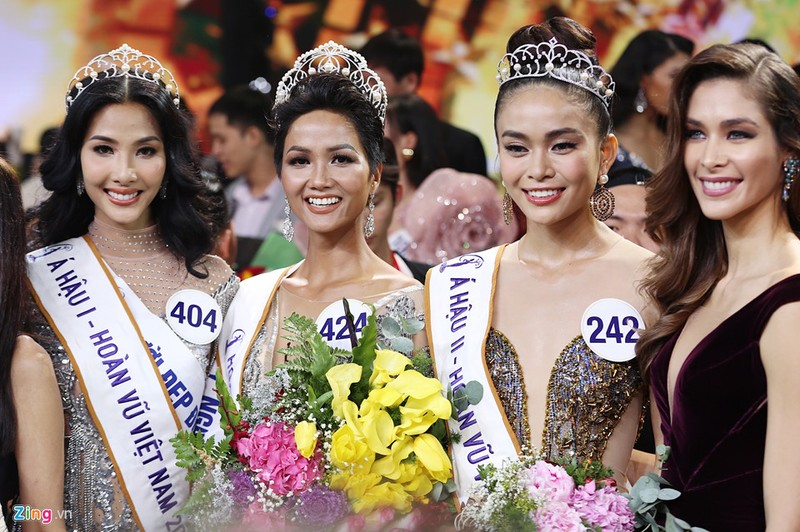 Chặng đường H'Hen Niê đến với chung kết Miss Universe 2018 - ảnh 9
