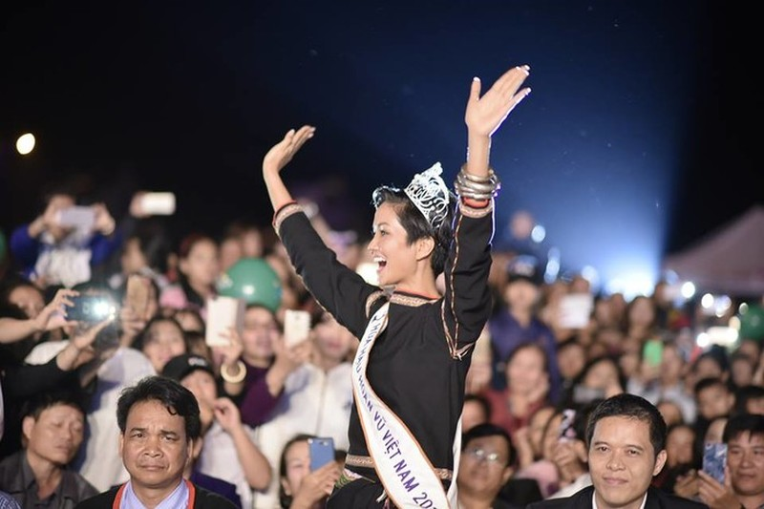 Chặng đường H'Hen Niê đến với chung kết Miss Universe 2018 - ảnh 11