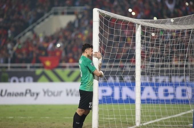 Tiết lộ lý do thủ môn Đặng Văn Lâm khóc ở trận chung kết - ảnh 1