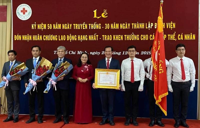 Bệnh viện Nhân dân 115 đón nhận 7 kỷ lục Việt Nam - ảnh 1