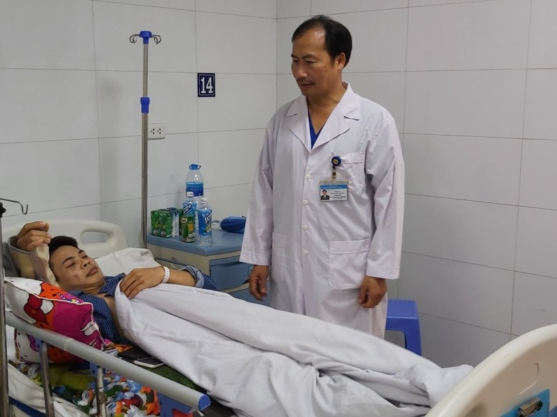 Các bệnh viện giảm hẳn tai nạn giao thông do 'ma men' - ảnh 1
