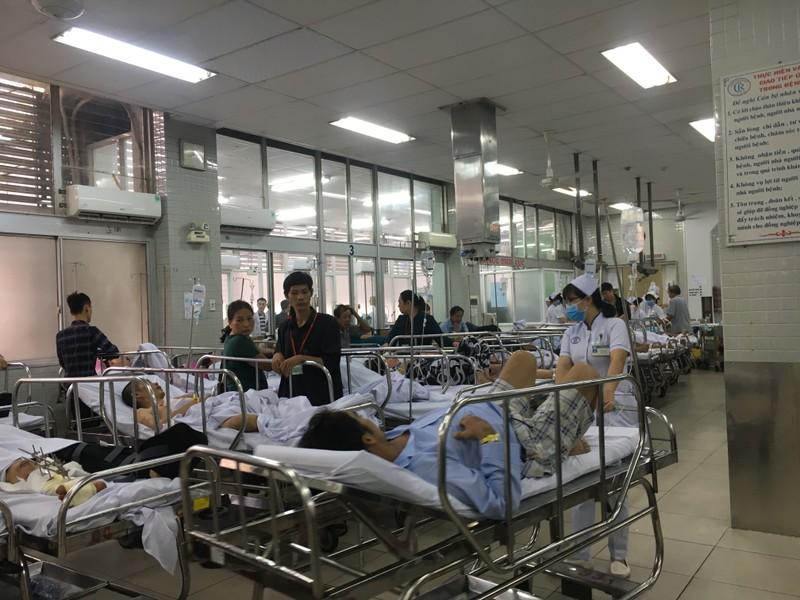 Các bệnh viện giảm hẳn tai nạn giao thông do 'ma men' - ảnh 2