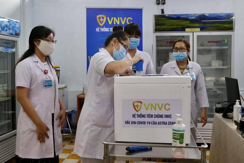 3 điểm tiêm vaccine COVID-19: Sẵn sàng tình huống chống sốc - ảnh 2