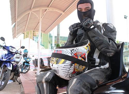 Dàn xe độ và các cuộc đua thử giải Vietnam Motor Cub Prix - ảnh 5