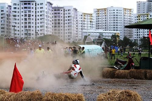 Dàn xe độ và các cuộc đua thử giải Vietnam Motor Cub Prix - ảnh 8
