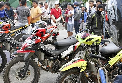 Dàn xe độ và các cuộc đua thử giải Vietnam Motor Cub Prix - ảnh 1