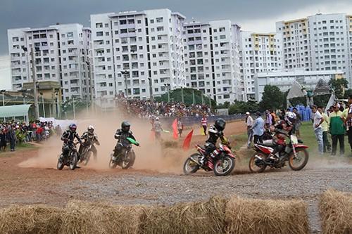 Dàn xe độ và các cuộc đua thử giải Vietnam Motor Cub Prix - ảnh 7