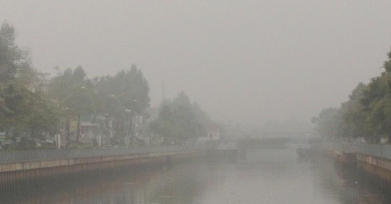 Sài Gòn bảng lảng sương mù - ảnh 4