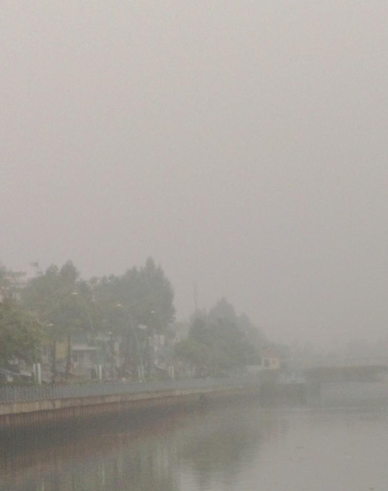 Sài Gòn bảng lảng sương mù - ảnh 5