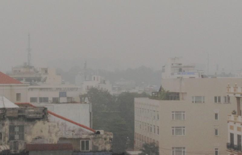 Sài Gòn bảng lảng sương mù - ảnh 6