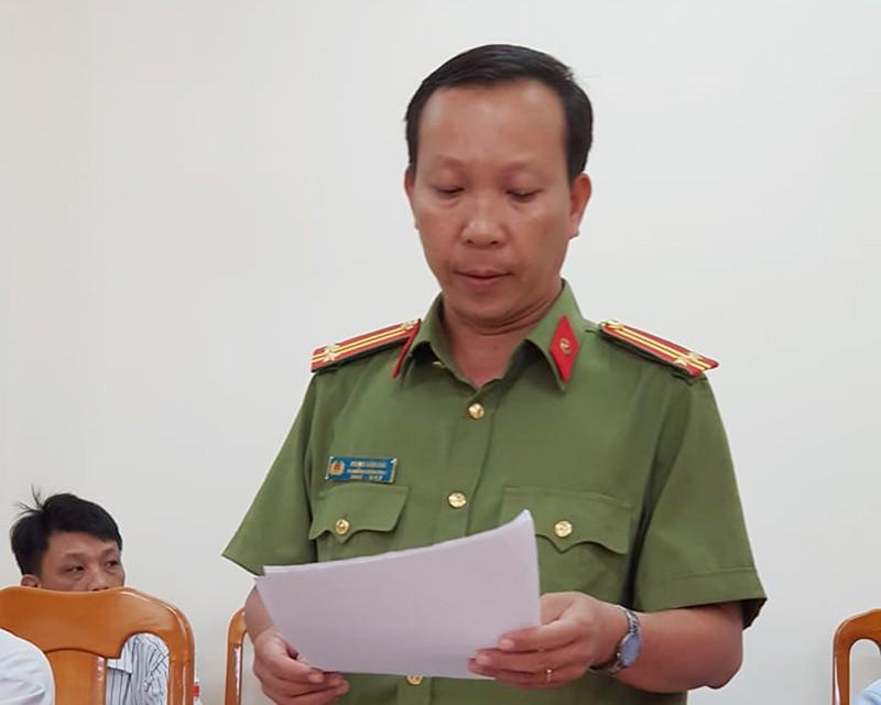 Chủ tịch xã La Dạ bị khởi tố vụ tráo máy của dân nghèo - ảnh 1