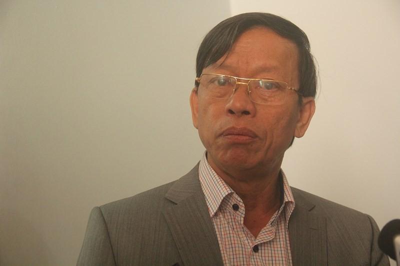 Ban bí thư cách chức Bí thư Tỉnh ủy- ông Lê Phước Thanh - ảnh 1