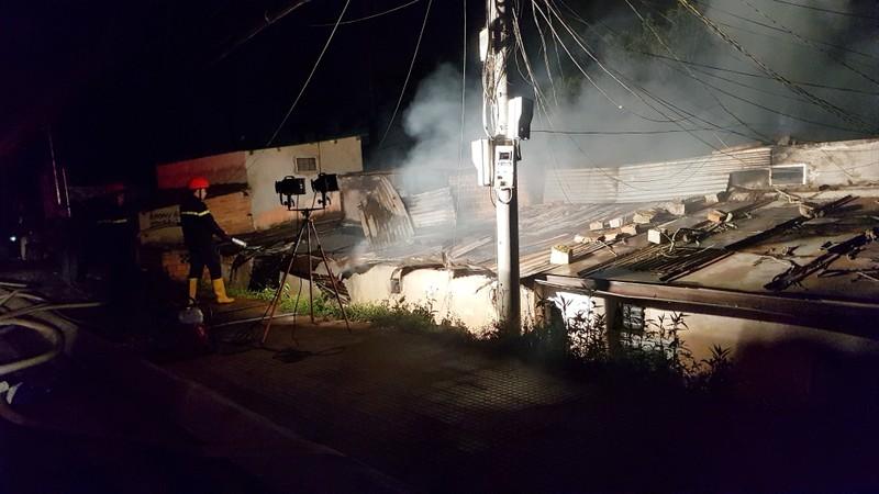 Cháy ở trung tâm TP Đà Lạt, 5 người tử vong - ảnh 1