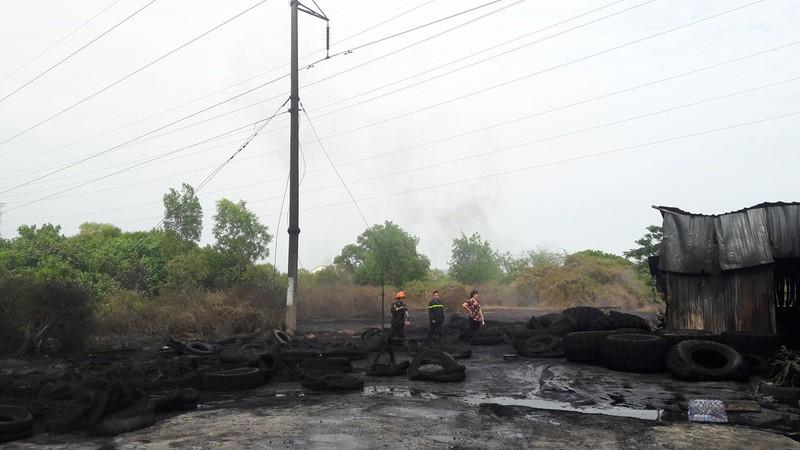 Vũng Tàu: Cháy ở khu vực đường Võ Nguyên Giáp - ảnh 5