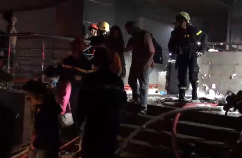Cháy chung cư cao cấp ở TP.HCM, 13 người tử vong - ảnh 4