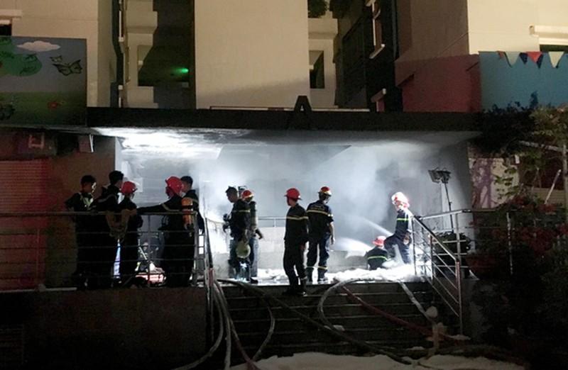 Cháy chung cư cao cấp ở TP.HCM, 13 người tử vong - ảnh 3