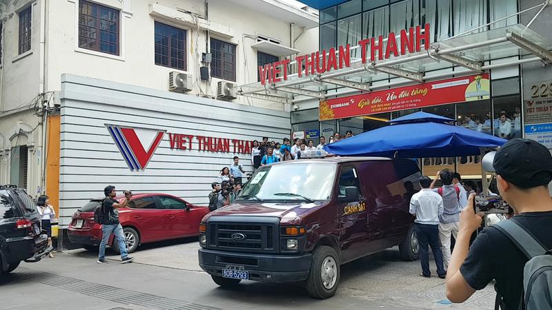 2 người của Eximbank Chi nhánh TP.HCM bị bắt - ảnh 3