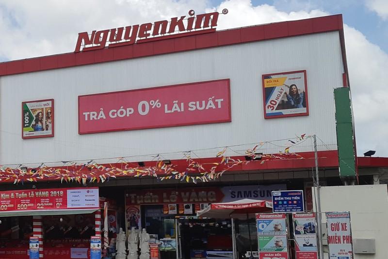 Cục Thuế yêu cầu ngân hàng cưỡng chế 148 tỉ của Nguyễn Kim - ảnh 1