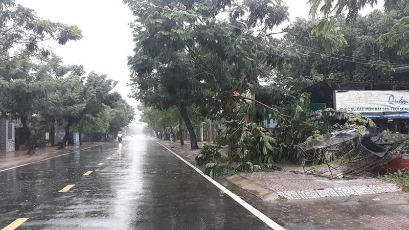Bão vào Vũng Tàu, mưa to hoành hành khắp miền Nam - ảnh 10