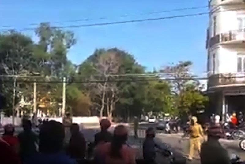 Phó phường đội bắn chết nữ phó chủ tịch HĐND phường rồi tự sát - ảnh 2