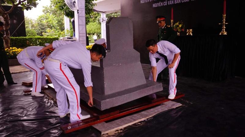 Lễ an táng Đại tướng Lê Đức Anh tại Nghĩa trang TP.HCM - ảnh 17