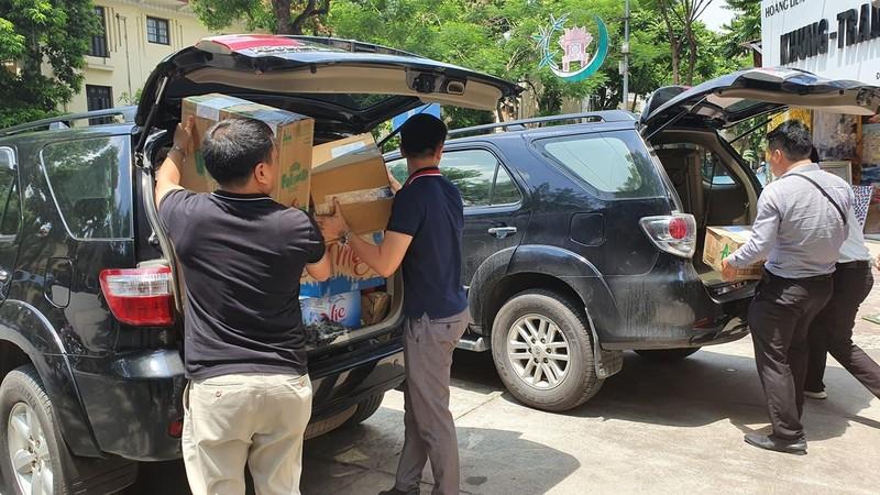 Vợ chồng luật sư Trần Vũ Hải bị khởi tố - ảnh 2