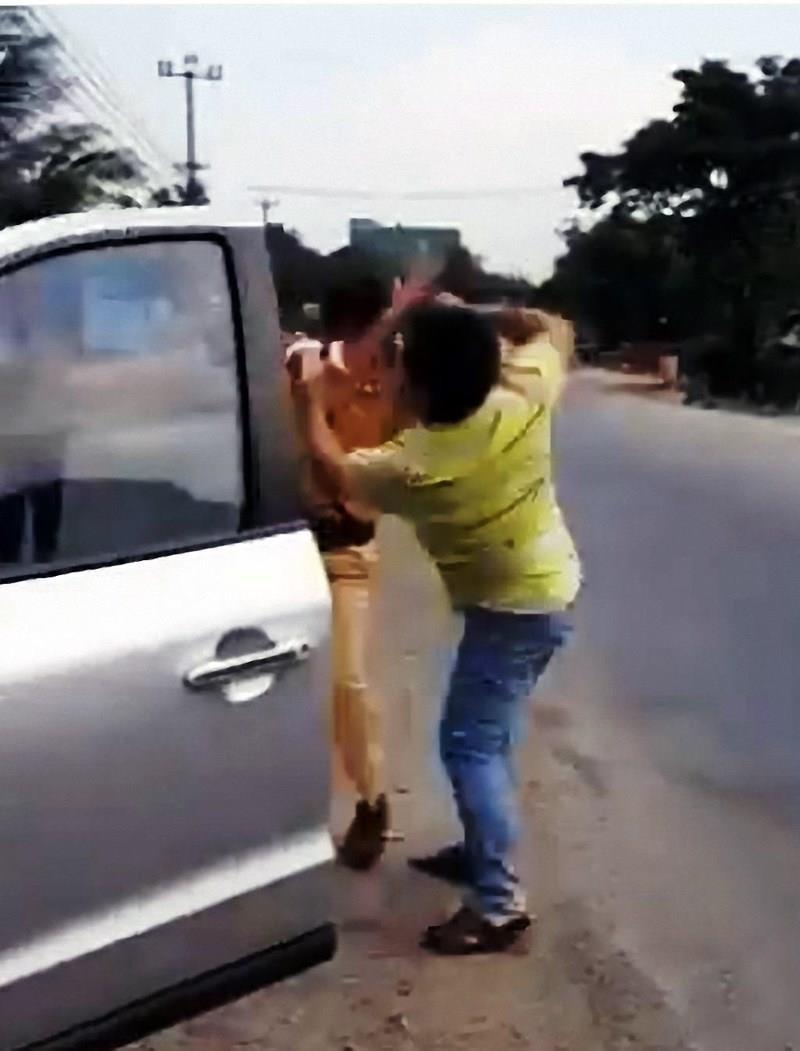 Hai CSGT hy sinh do người vi phạm chống đối - ảnh 1
