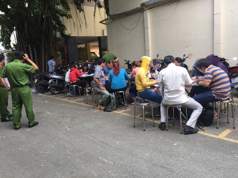 Hàng chục người đến công an tố cáo Alibaba - ảnh 1