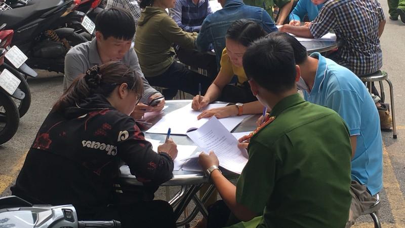 Hàng chục người đến công an tố cáo Alibaba - ảnh 2