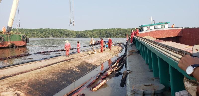 Tường trình của công ty trục vớt về việc 5 thợ lặn bị nạn - ảnh 2