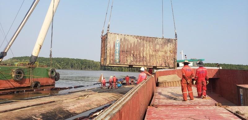 Tường trình của công ty trục vớt về việc 5 thợ lặn bị nạn - ảnh 1