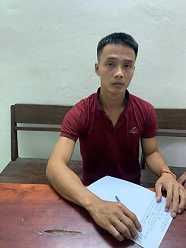 Đã bắt được Triệu Quân Sự, phạm nhân trốn trại ở Quảng Ngãi - ảnh 1