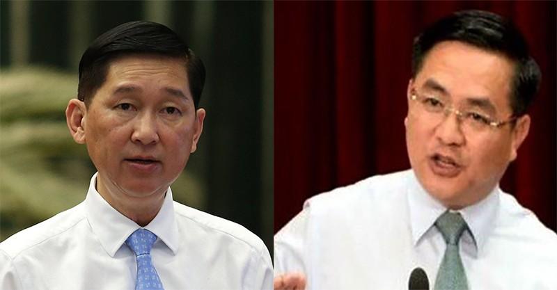 Phó Chủ tịch UBND TP.HCM Trần Vĩnh Tuyến bị khởi tố - ảnh 1