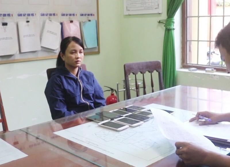 'Nữ quái' ở Quảng Ngãi 15 lần đột nhập nhà dân trộm đồ - ảnh 1